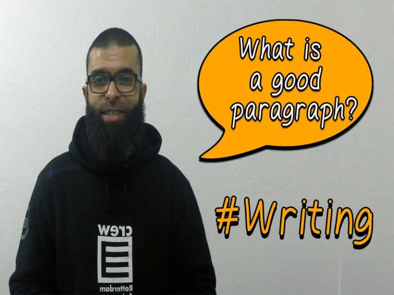 What is a good paragraph
